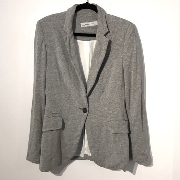 Zara basic relax fit blazer